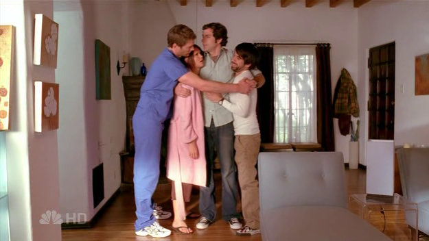 Bartowski family - yeah, even Morgan.