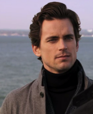 Matt Bomer as Neal Caffrey on White Collar.