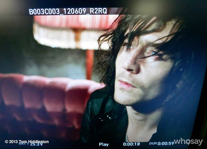 Tom as Adam in Only Lovers Left Alive