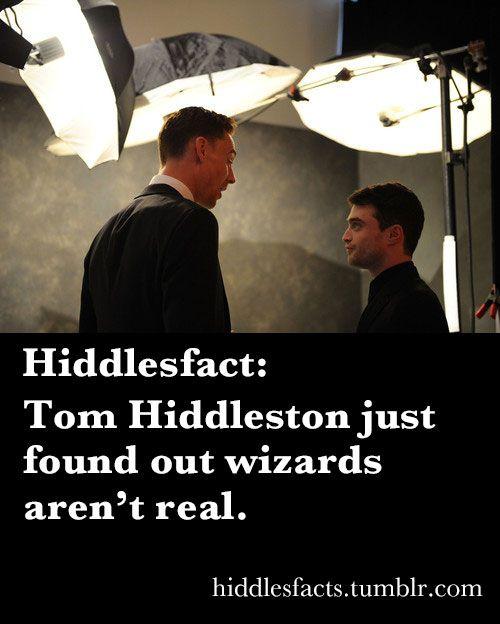 Wizards aren't real!?