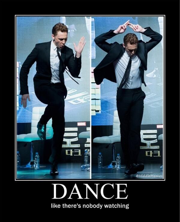 Dance More!