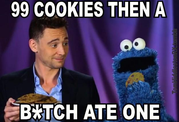 Tom & Cookie Monster