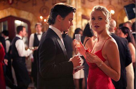 Sarah and Bryce at the gala.