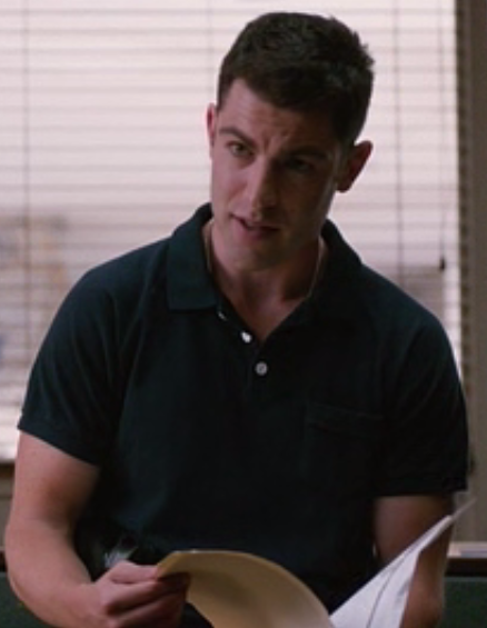 Max Greenfield as Leo D'Amato.