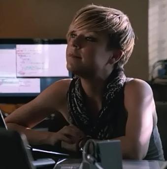 Tina Majorino as Mac.