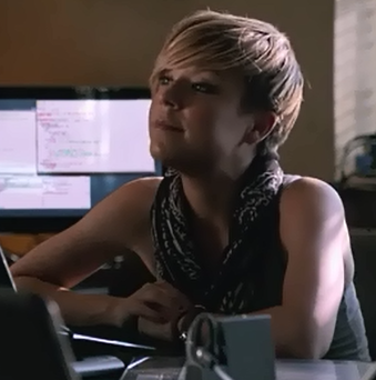 Tina Majorino as Mac.