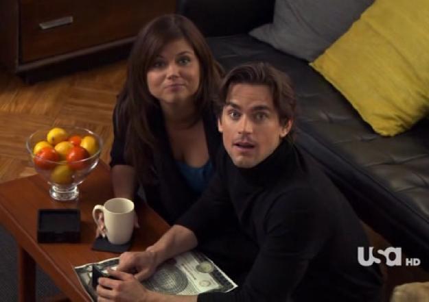 Neal and Elizabeth.