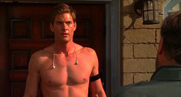 Ryan McPartlin, Chuck