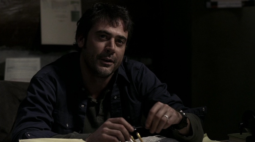Jeffrey Dean Morgan, Supernatural