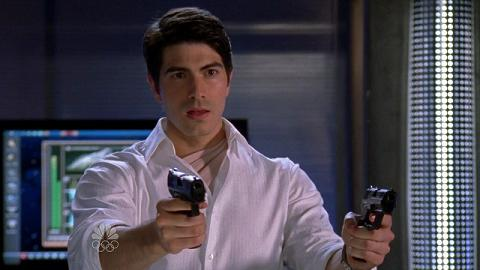 Brandon Routh, Daniel Shaw, Chuck