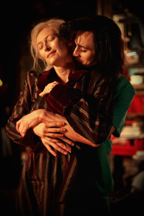 Tom Hiddleston, Tilda Swinton, Only Lovers Left Alive