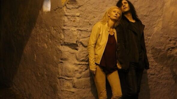 Tom Hiddleston, Tilda Swinton, Only Lovers Left Alive