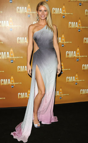 Gwyneth Paltrow, Country Music Awards