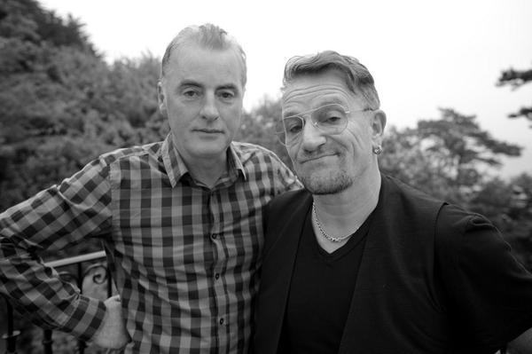 U2, Bono, Dave Fanning
