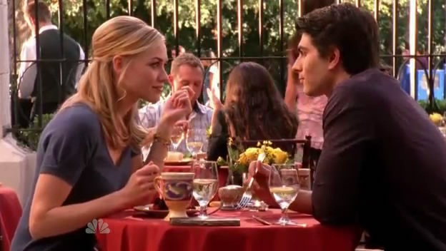 Yvonne Strahovski, Sarah Walker, Chuck, Brandon Routh