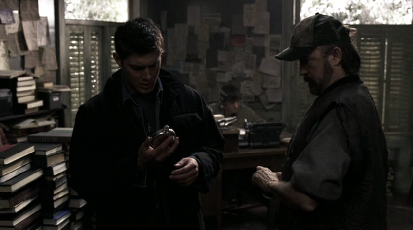 Dean Winchester, Bobby Singer, Supernatural
