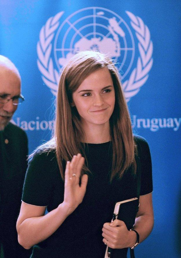 Emma Watson, Goodwill Ambassador