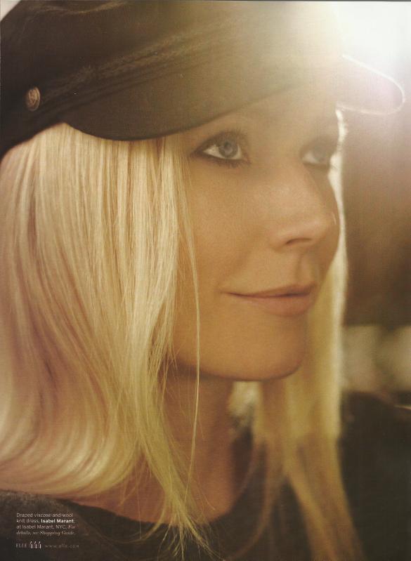Gwyneth Paltrow, Elle
