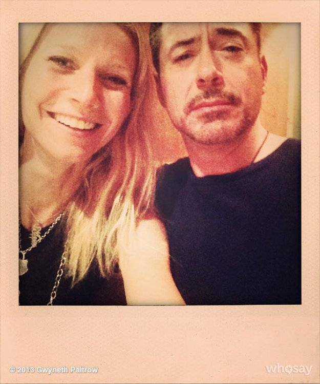 Gwyneth Paltrow, Robert Downey Jr, Iron Man