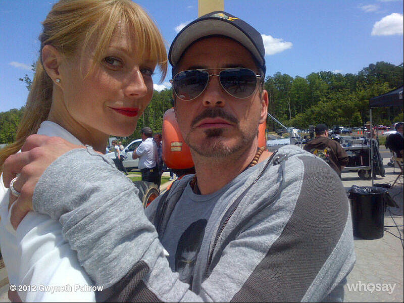 Gwyneth Paltrow, Robert Downey Jr, Iron Man, Avengers