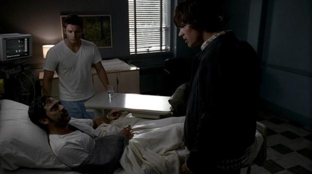 Jensen Ackles, Dean Winchester, Jared Padalecki, Sam Winchester, Jeffrey Dean Morgan