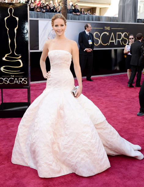 Jennifer Lawrence, Academy Awards