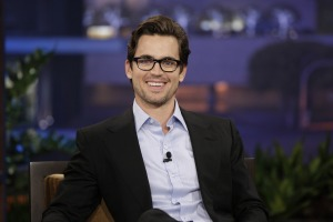 Matt Bomer, Tonight Show