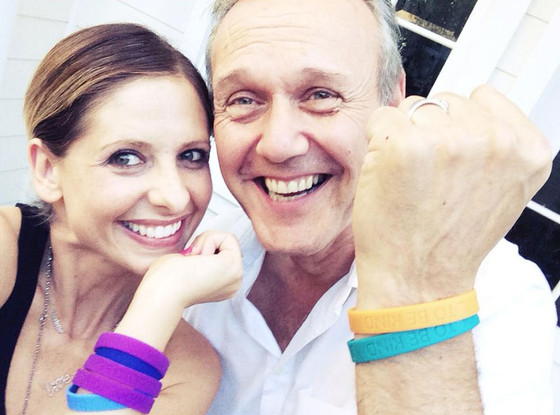 Sarah Michelle Gellar, Anthony Stewart Head, Buffy