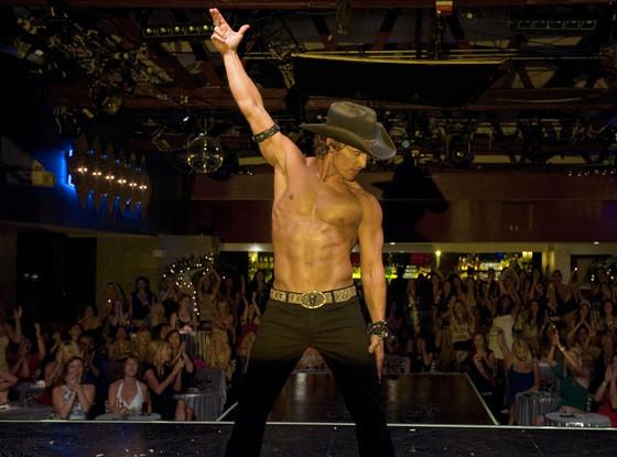 Matthew McConaughey, Magic Mike