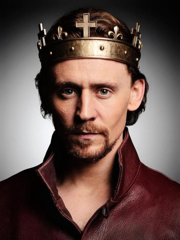 Tom Hiddleston, Hollow Crown