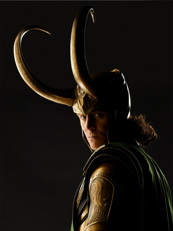 Tom Hiddleston, Thor, Loki
