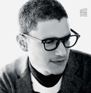 Wentworth Miller, August Man
