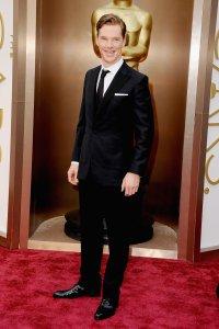 Benedict Cumberbatch, Academy Awards
