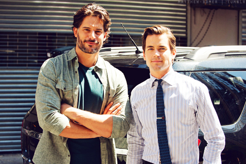 Matt Bomer, Joe Manganiello