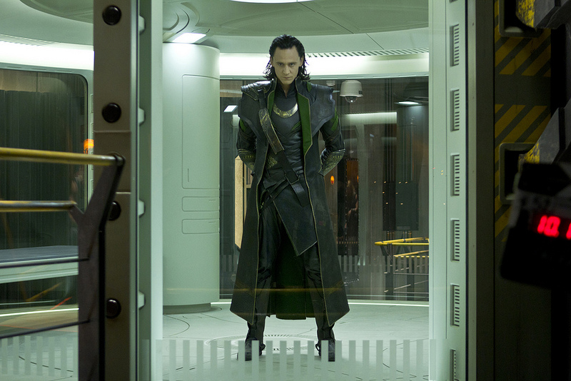 Tom Hiddleston, Loki