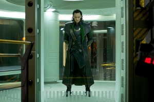 Tom Hiddleston, Loki, Avengers