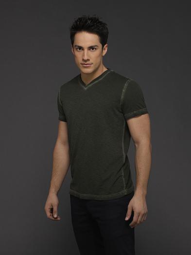 Michael Trevino, Tyler Lockwood, Vampire Diaries