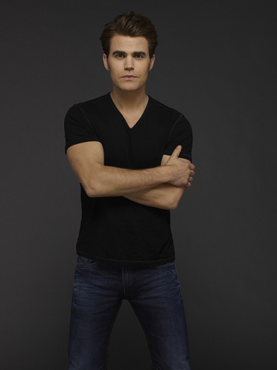 Paul Wesley, Stefan Salvatore, Vampire Diaries