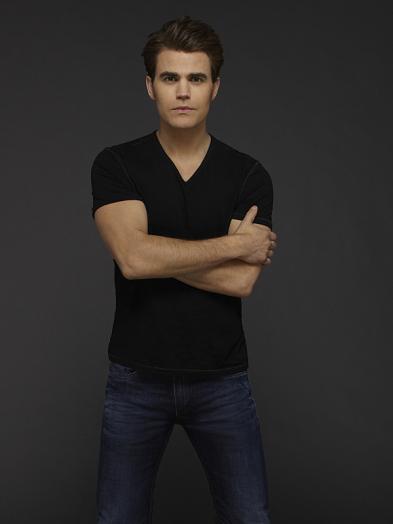 Paul Wesley, Stefan Salvatore, Vampire Diaries