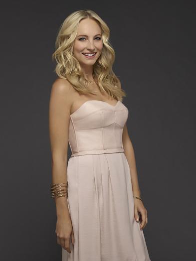 Candice Accola, Caroline Forbes, Vampire Diaries