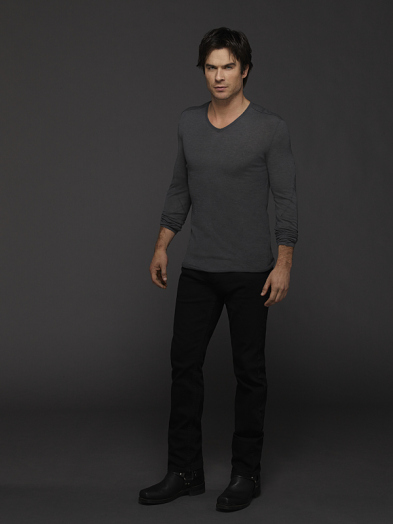 Ian Somerhalder, Damon Salvatore, Vampire Diaries