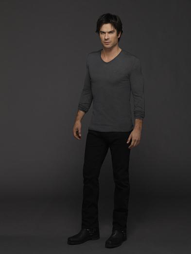 Ian Somerhalder, Damon Salvatore, Vampire Diaries