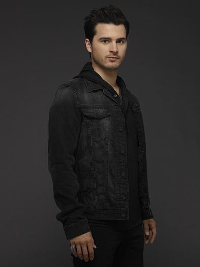 Michael Malarky, Enzo, Vampire Diaries