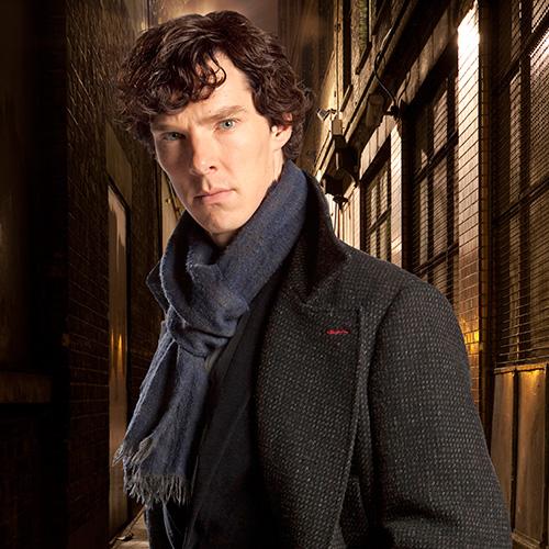 Benedict Cumberbatch, Sherlock Holmes