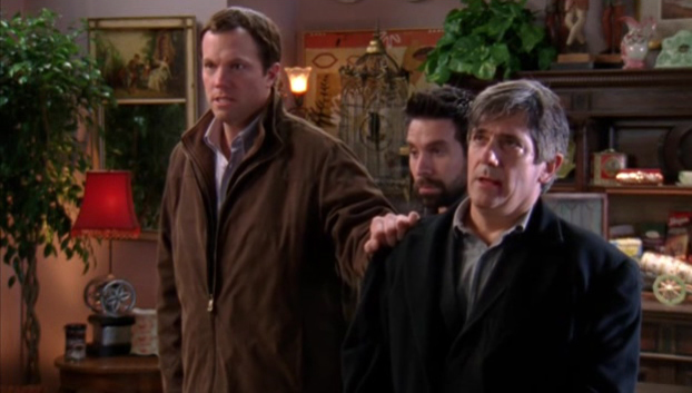 John Casey, Morgan Grimes, Chuck