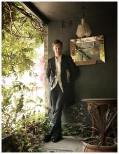 Benedict Cumberbatch, Flaunt
