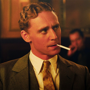 Tom Hiddleston, Midnight In Paris, F. Scott Fitzgerald