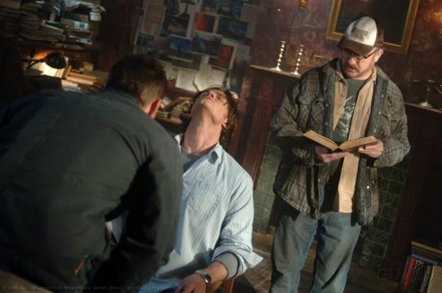 Sam Winchester, Dean Winchester, Jensen Ackles, Jared Padalecki, Jim Beaver, Supernatural