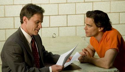 Matt Bomer, Neal Caffrey, White Collar