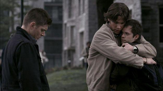 Jensen Ackles, Jared Padalecki, Sam Winchester, Dean Winchester, Supernatural